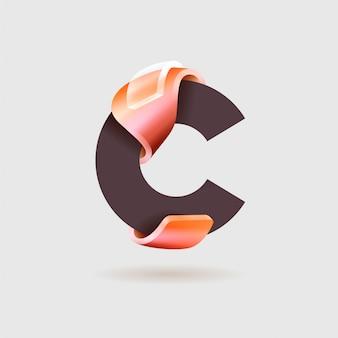 C логотип
