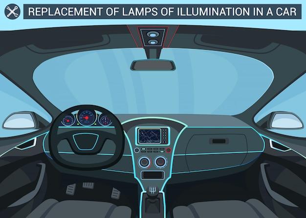 Caの交換用ランプ