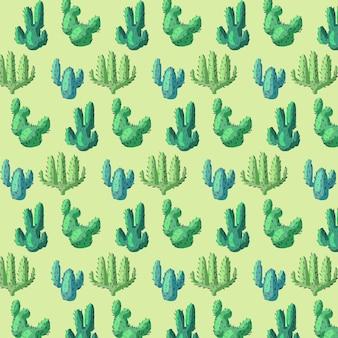 Modello di cactus