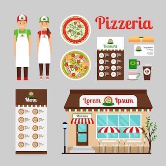 Cafe front design