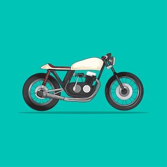 Caferacer custom bike