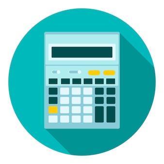 계산기 수학 회계사 웹 아이콘