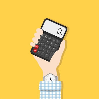 Calculator Free Vector