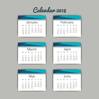 Calendar months isolated icon