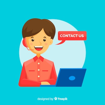 Call center agent concept
