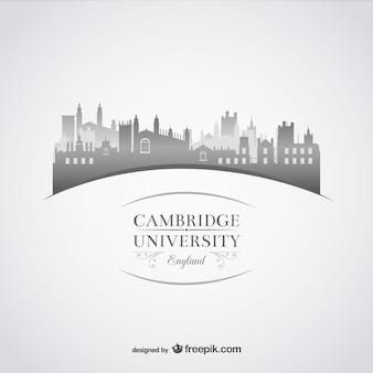 Cambridge university illustration