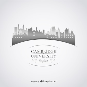 Cambridge university иллюстрация