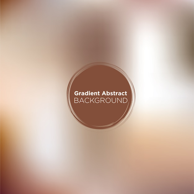 Красивая абстрактная сетка фон с camel brown gradient combo