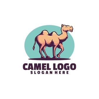 Логотип верблюда