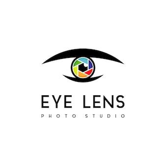 Логотип объектива камеры