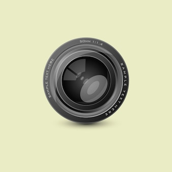 Camera photo lenses