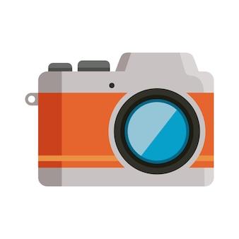 Camera photographic device
