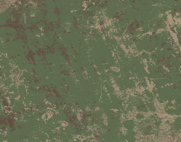Camouflage background in grunge style