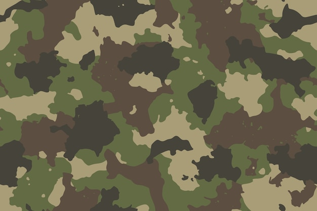 Camouflage seamless pattern with canvas mesh. trendy style camo, repeat print.