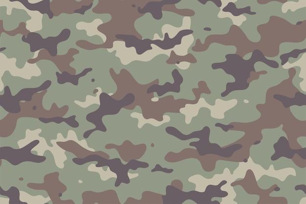 캔버스 메쉬와 위장 원활한 패턴입니다. 트렌디 한 스타일의 카모, 반복 인쇄.