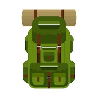Кемпинговый рюкзак для походов, путешествий и туризма. рюкзак для походного снаряжения, матов, спальных мешков