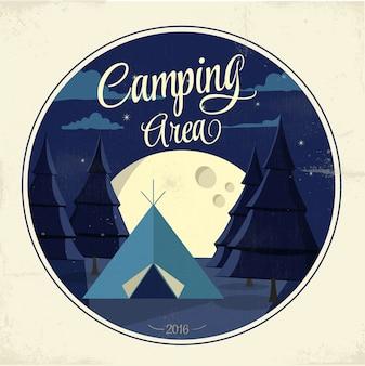 캠핑 디자인
