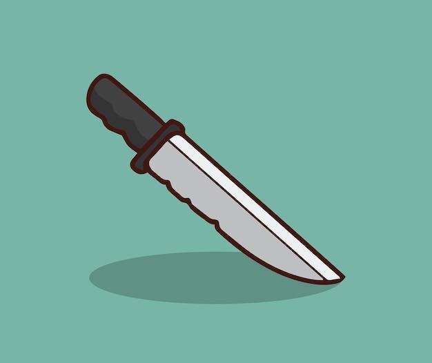 サマーキャンプ用キャンプナイフ