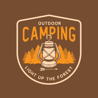 キャンプロゴ