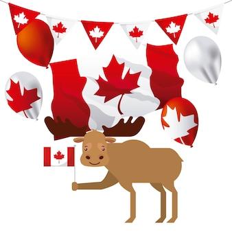 カナダの独立記念日