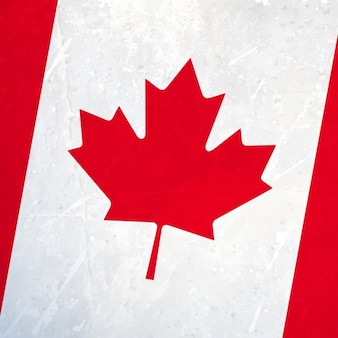 カナダフラグ