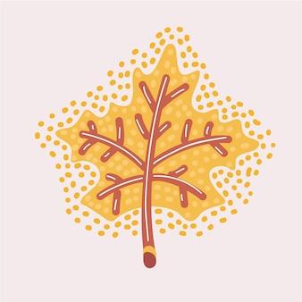 カナダメープルリーフミニマルフラットラインアウトラインストロークアイコンピクトグラムシンボル