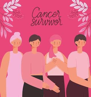 Выживший после рака может принять