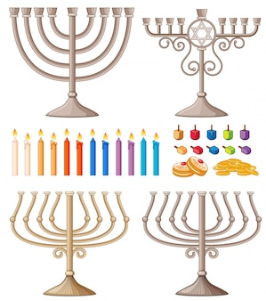 Свечи и держатели в разных исполнениях