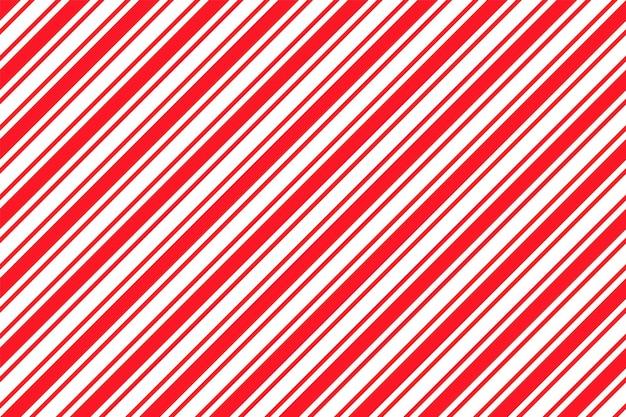 Предпосылка полосы тростника конфеты. рождественский фон. векторная иллюстрация.