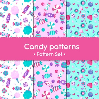 Candy patterns