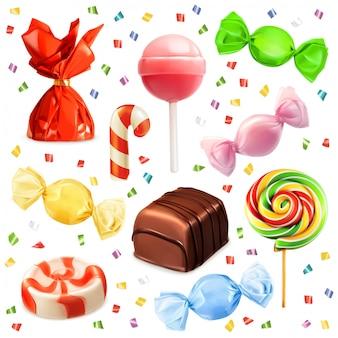 Candy set,s