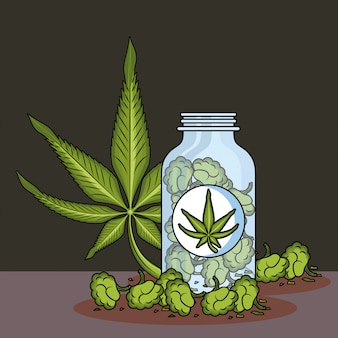 Cannabis medical cartoons