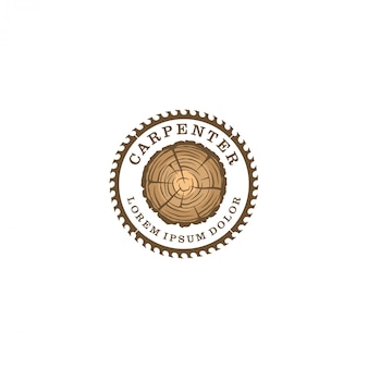 Логотип индустрии capenter