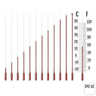 Capillary tube with fluid