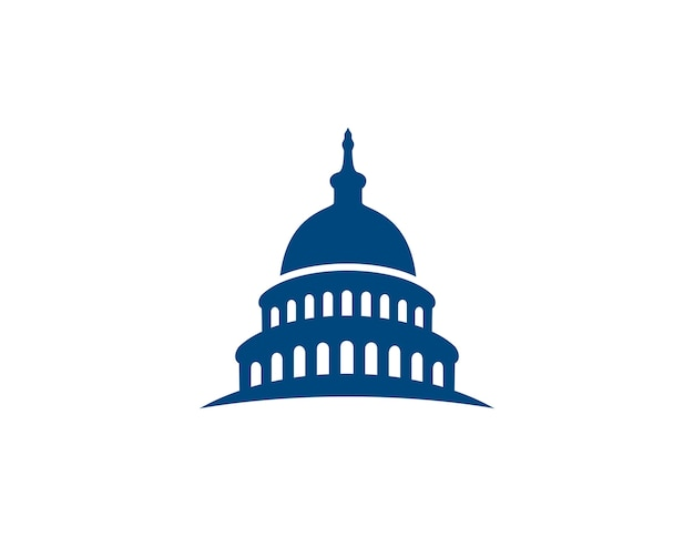 Capital building logo