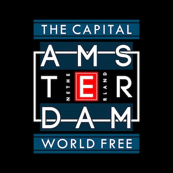 The capital world freedom t shirt graphic
