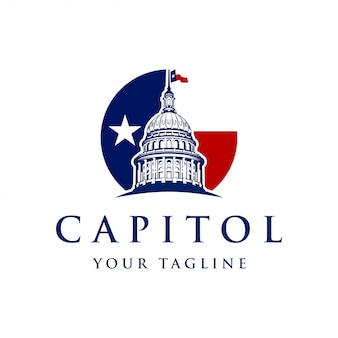 Capitol dome logo design inspiration
