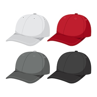 Caps mock up collection