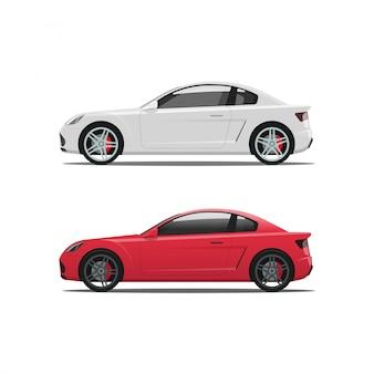 Car or automobile