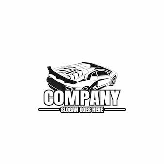 自動車自動車業界のロゴ