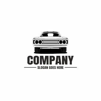 Car automotive industry logo