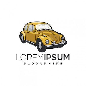 Car beetle logo