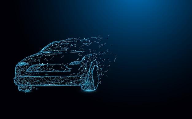 Car form lines