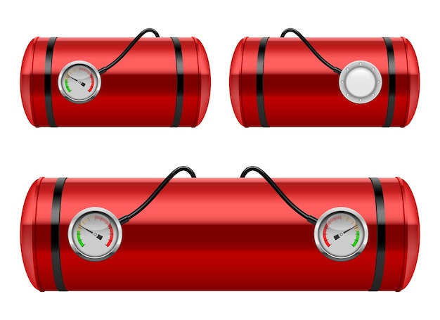 Car gas tank vector design  illustration isolated on white background