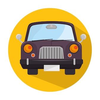 Дизайн иконок автомобилей