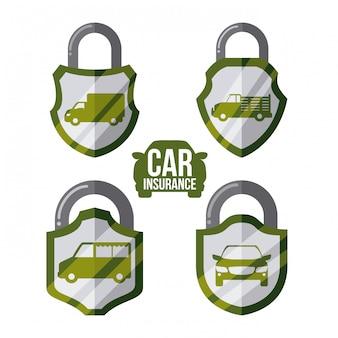 Car insurance design