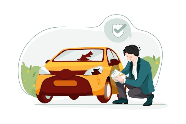 자동차 보험 그림