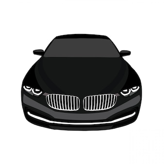 Car show vector illustration easy editable and resize able