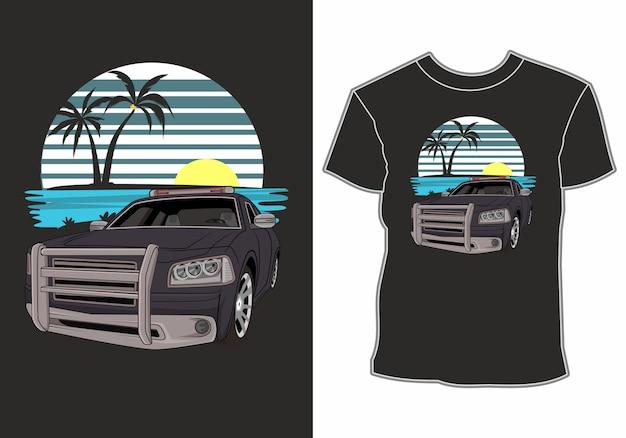 Дизайнерские рубашки и летние каникулы на пляже