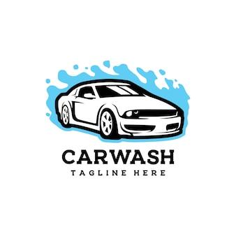Car wash detailing авто чистая вода блестящий воск